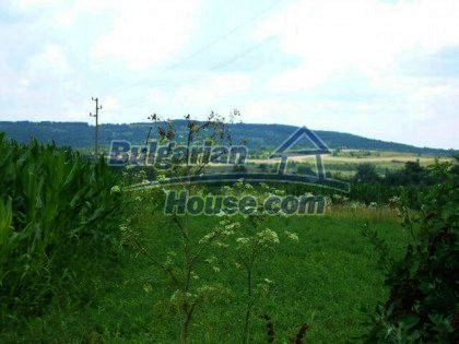 938:5 - A perspective plot of land in Bulgarian village near Gabrovo