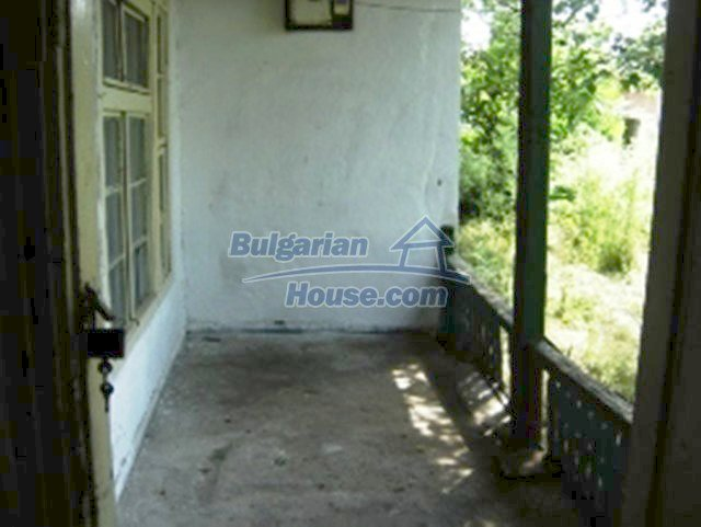 1148:4 - One storey bulgarian house near Stara Zagora