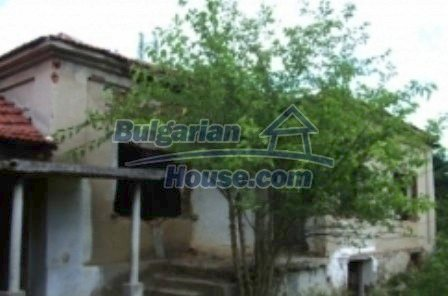 1232:1 - Regulated land with old bulgarian house for sale