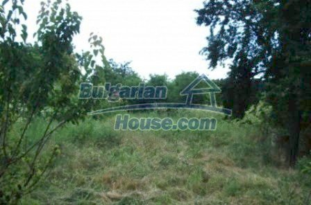1232:2 - Regulated land with old bulgarian house for sale