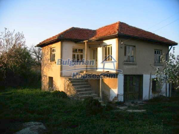 1343:1 - Solid bulgarian house for sale in Sakar Mountain