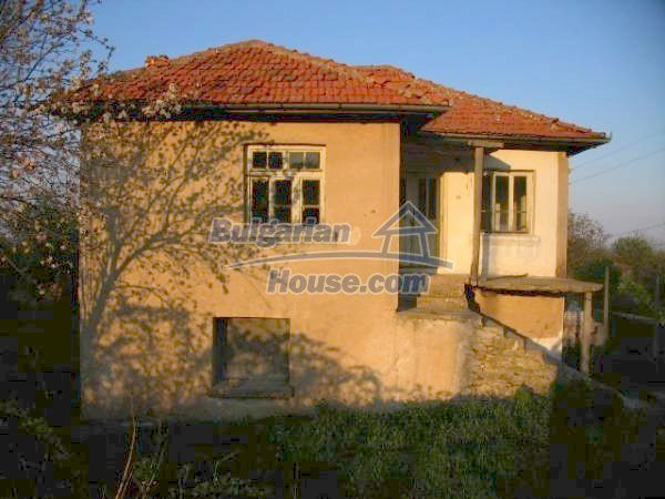 1343:4 - Solid bulgarian house for sale in Sakar Mountain