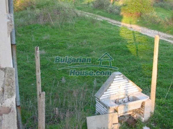 1343:8 - Solid bulgarian house for sale in Sakar Mountain