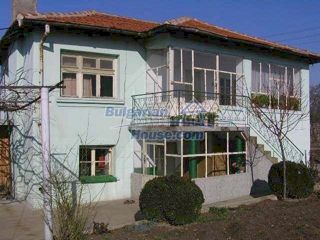 1496:1 - Bulgarian rural house in Elhovo region