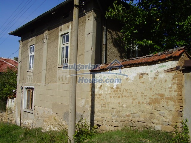 1511:2 - Two-storey plastered outside bulgarian house