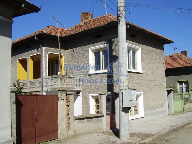 1562:2 - Two-storey bulgarian house for sale