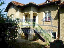 1922:1 - A wonderful Bulgarian village house near Nikopol