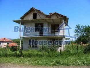 2162:2 - Solid bulgarian house for sale in Elhovo region