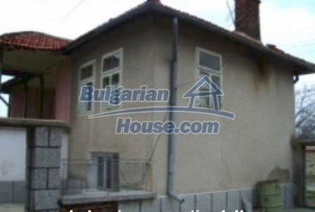 2267:1 - Brick bulgarian house for sale near Nova Zagora