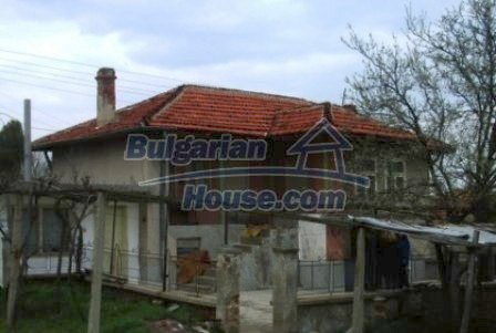 2267:2 - Brick bulgarian house for sale near Nova Zagora