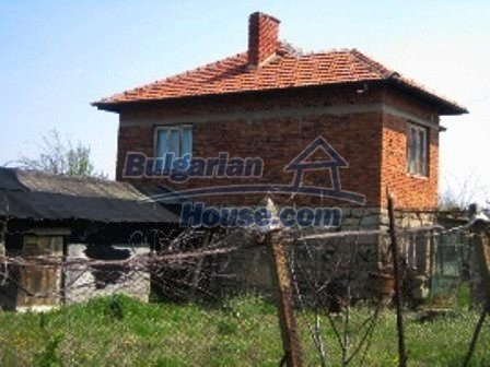 2513:2 - Solid bricck bulgarian house for sale near Topolovgrad, Haskovo