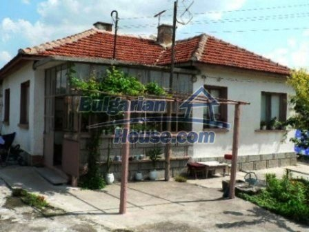2534:1 - Buy pretty one storey bulgarian house near Nova Zagora