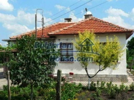 2534:5 - Buy pretty one storey bulgarian house near Nova Zagora