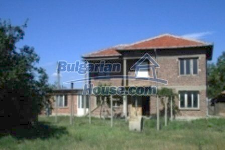 2681:1 - Brick bulgarian house located near Nova Zagora