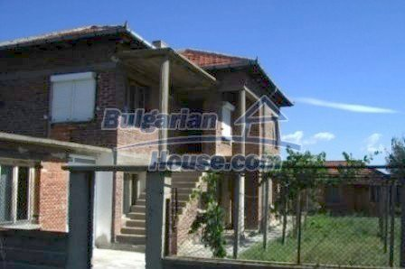 2681:4 - Brick bulgarian house located near Nova Zagora