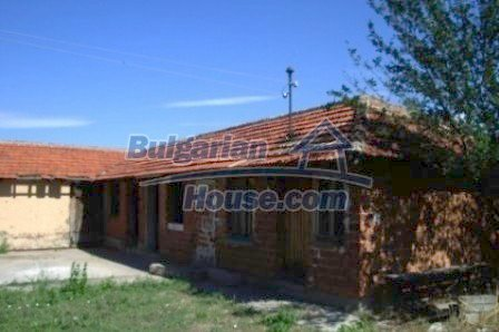 2681:6 - Brick bulgarian house located near Nova Zagora