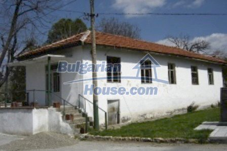 2774:9 - Former school for sale near Stara Zagora in Zlatna Livada