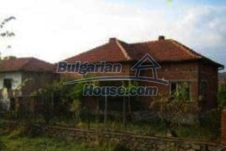 3002:1 - Two bulgarian houses with big garden for sale in Haskovo region