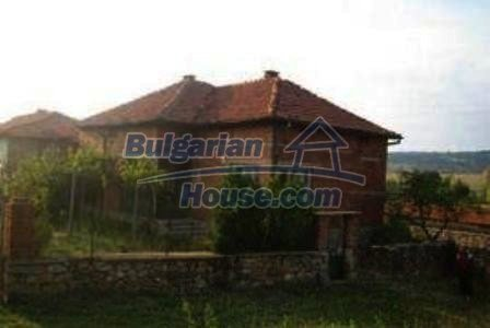 3002:2 - Two bulgarian houses with big garden for sale in Haskovo region