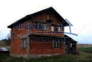3191:1 - Shell stage bulgarian house for sale in haskovo region