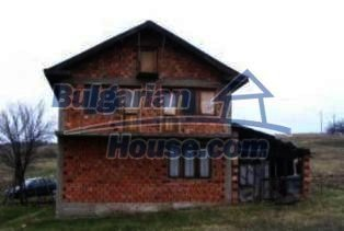 3191:2 - Shell stage bulgarian house for sale in haskovo region