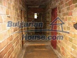 3296:3 - Unfinished rural bulgarian house for sale in the town of Bolyaro
