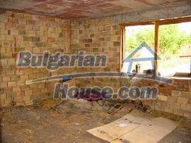 3296:4 - Unfinished rural bulgarian house for sale in the town of Bolyaro