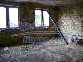 3296:5 - Unfinished rural bulgarian house for sale in the town of Bolyaro