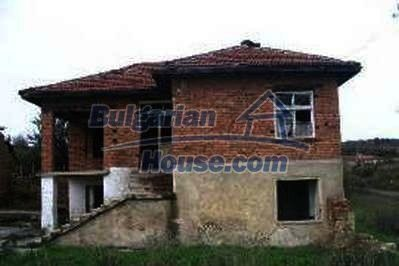 3422:2 - Shell stage bulgarian house in a lovely place in Haskovo region