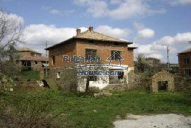 3455:2 - Brick built bulgarian house for sale