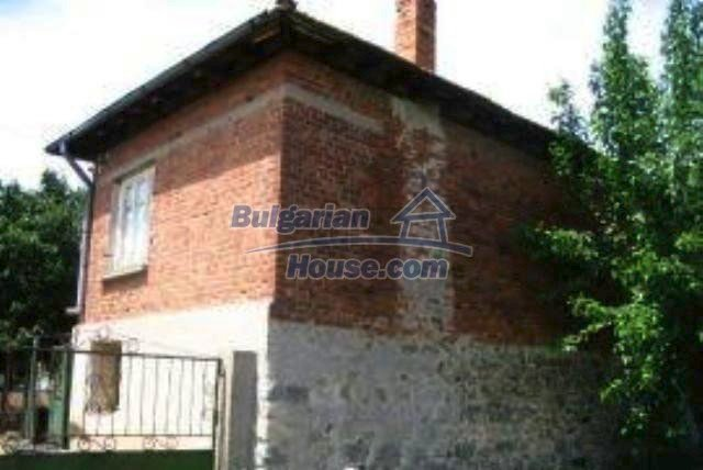 3539:2 - Brick, solid built bulgarian house for sale in Haskovo region