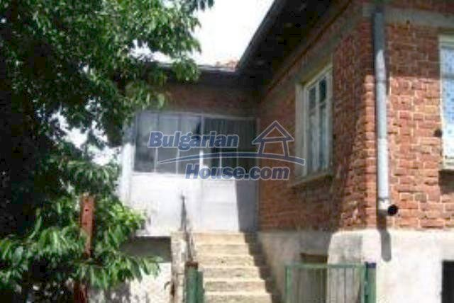 3539:4 - Brick, solid built bulgarian house for sale in Haskovo region
