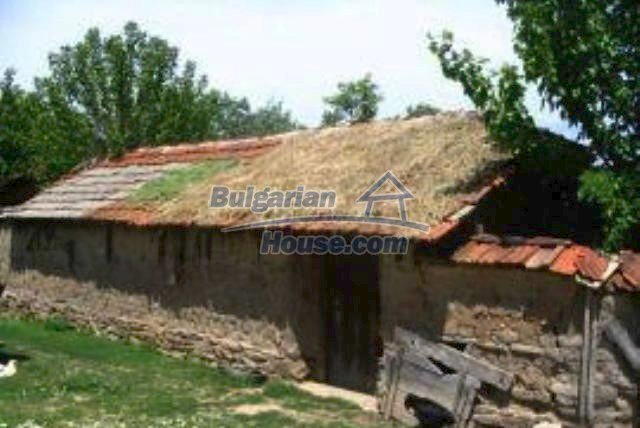 3539:9 - Brick, solid built bulgarian house for sale in Haskovo region