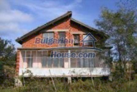 3578:1 - Solid brick bulgarian house for sale near Svilengrad, Haskovo re