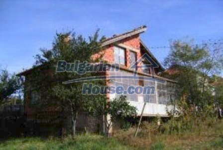 3578:2 - Solid brick bulgarian house for sale near Svilengrad, Haskovo re