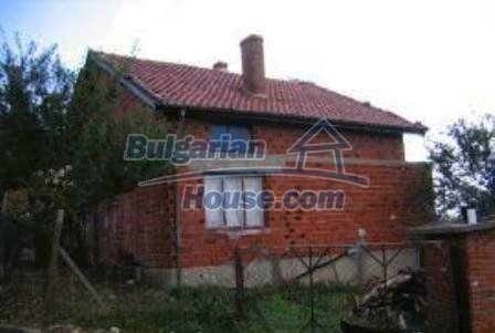 3578:3 - Solid brick bulgarian house for sale near Svilengrad, Haskovo re