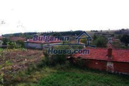 3578:9 - Solid brick bulgarian house for sale near Svilengrad, Haskovo re