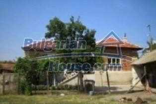 3740:1 - Brick Bulgarian house near Simeonovgrad, Haskovo region