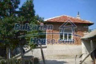 3740:3 - Brick Bulgarian house near Simeonovgrad, Haskovo region