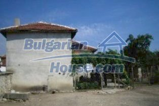 3740:5 - Brick Bulgarian house near Simeonovgrad, Haskovo region