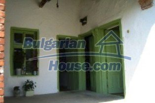 3740:6 - Brick Bulgarian house near Simeonovgrad, Haskovo region