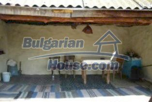 3740:9 - Brick Bulgarian house near Simeonovgrad, Haskovo region