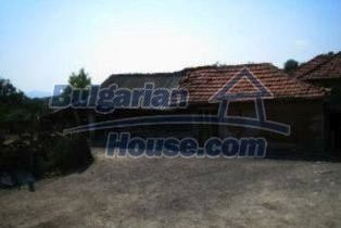 3740:10 - Brick Bulgarian house near Simeonovgrad, Haskovo region