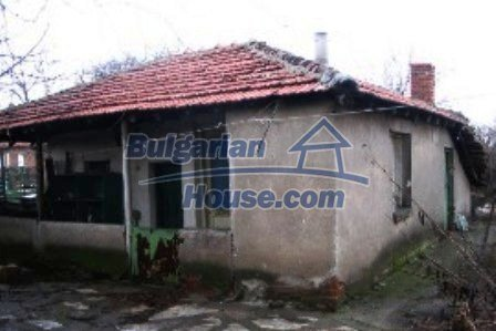 4001:10 - Bulgarian property near Haskovo rural house
