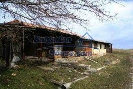 4130:6 - Solid brick build house, Haskovo region bulgarian property