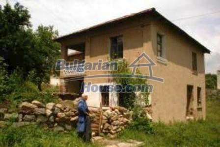 4538:2 - House in rural region of Haskovo property in Bulgaria
