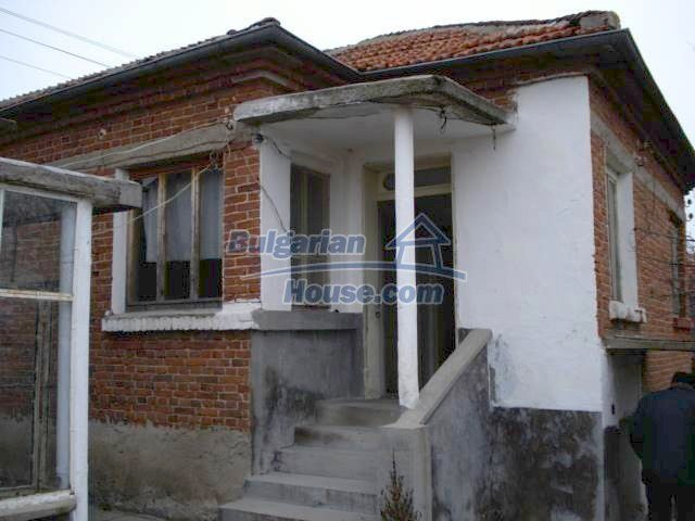 5378:1 - Solid buil bulgarian house near Elhovo for sale