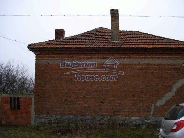 5378:2 - Solid buil bulgarian house near Elhovo for sale
