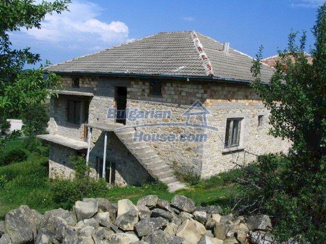 5447:2 - SOLD. Two-storey bulgarian house in Kardzhali region for sale