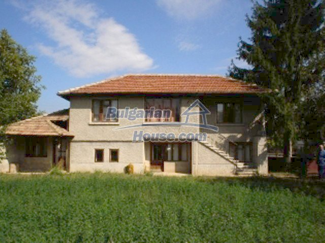5489:1 - Cozy bulgarian house  in rural countryside for sale
